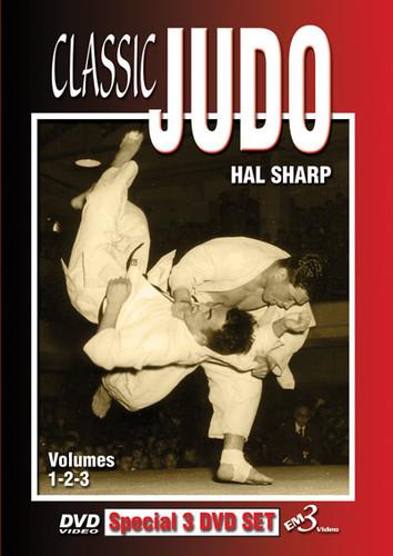 CLASSIC JUDO Vol. 1-2-3