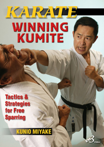 KARATE WINNING KUMITE Vol 1