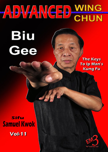 Advanced Wing Chun  Vol-11 Biu Gee