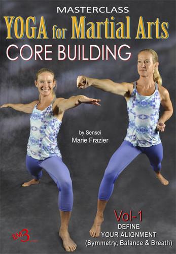YOGA for MARTIAL ARTS (Vol-1) CORE BUILDING