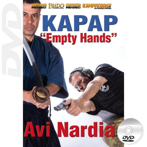 Kapap Empty Hands