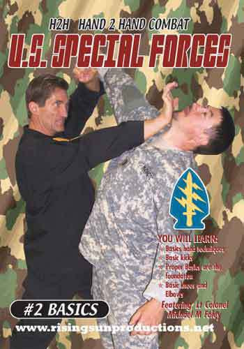 US Special Forces H2H Basics(DVD Download)