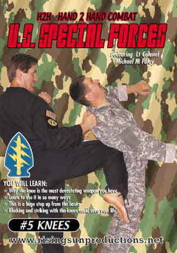 US Special Forces H2H Knees(DVD Download)