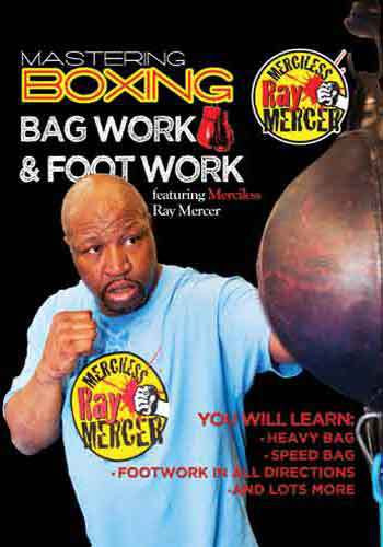 Mastering Boxing Bag Work &Foot work(DVD Download)