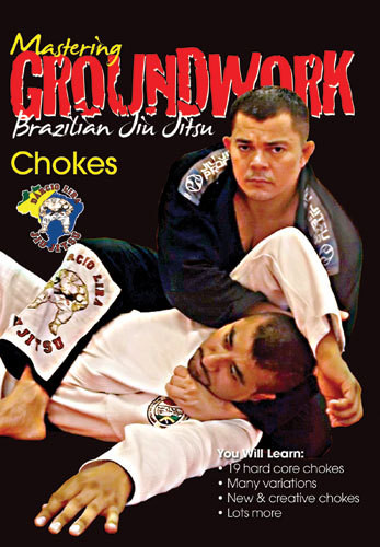 Mastering Groundwork #2 Chokes(DVD Download)