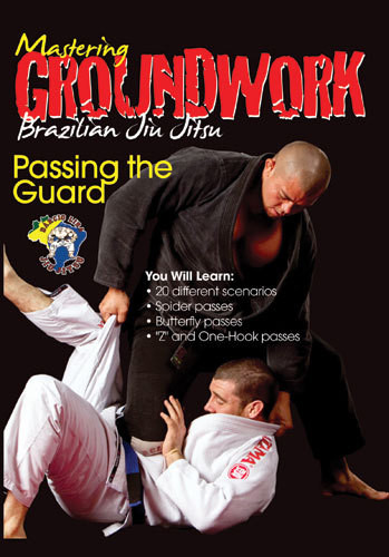 Mastering Groundwork #4 Passing the guard(DVD download)