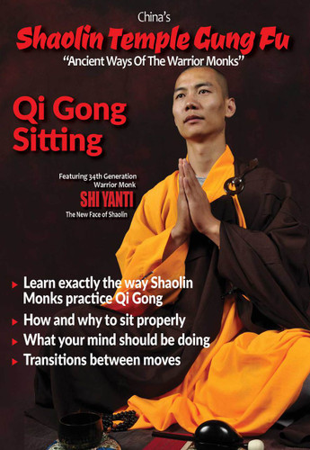 China's Ancient Forms of the Shaolin Gung Fu Qi Gong Sitting Download