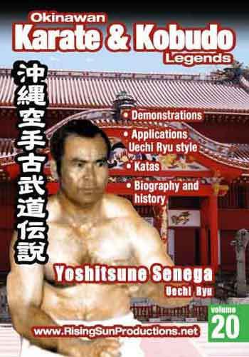 Yoshitsune Senega Uechi Ryu #20 OKKL(DVD download)