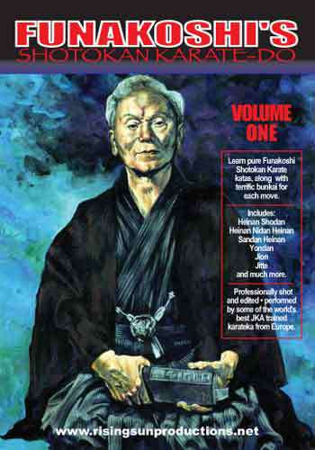 Funakoshi Shotokan Karate #1(DVD Download)
