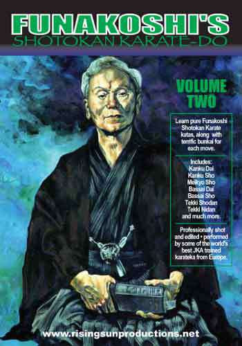 Funakoshi Shotokan Karate #2(DVD Download)