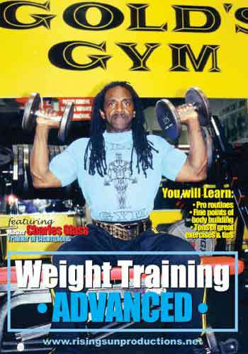Weight Training for Advanced(DVD Download)