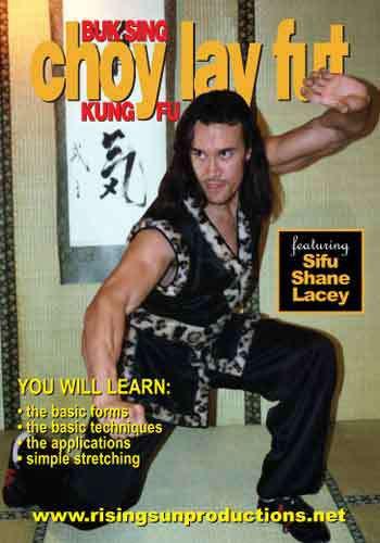 Buk Sing Choy Kung Fu(DVD Download)