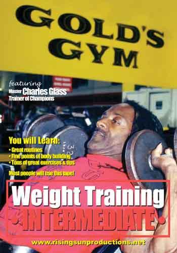 Weight Training For Intermediates