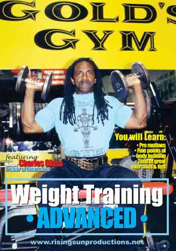 Weight Training For Advanced