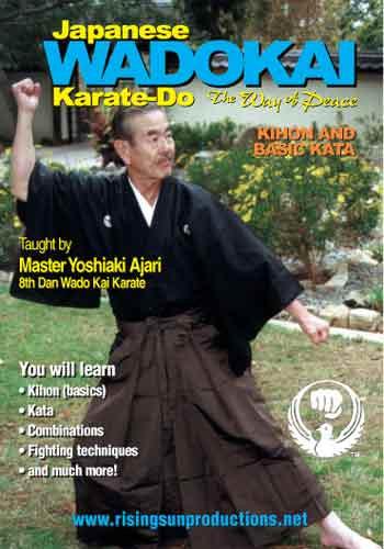 Wado Ryu Karate Kihon and Basics