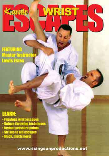 Karate Wrist Escapes(DVD Download)