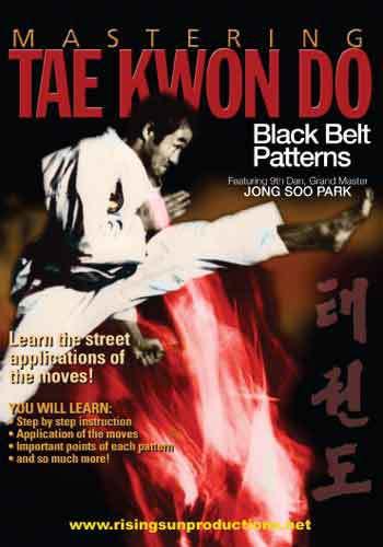 Mastering Tae Kwon Do Black Belt Patterns(DVD Download)