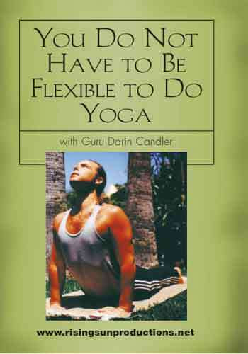You don't have to be flexible to do Yoga(DVD Download)