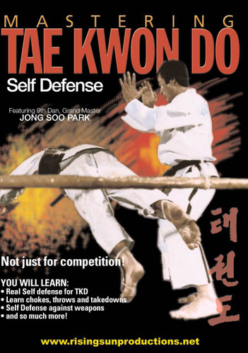 Mastering Tae Kwon Do Self Defense(DVD Download)