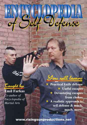 Encyclopedia of Self Defence(DVD Download)