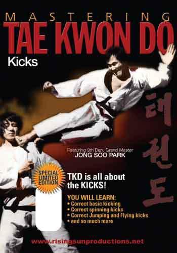 Mastering Tae Kwon Do Kicks(DVD Download)