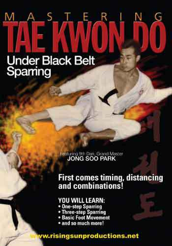 Mastering Tae Kwon Do Under Black Belt Sparring(DVD Download)