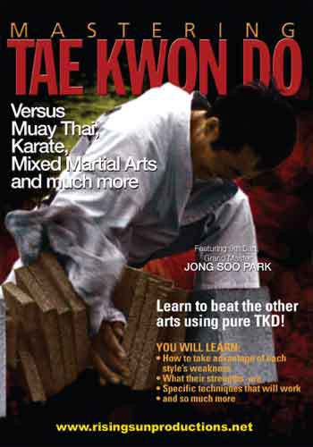 Mastering Tae Kwon Do Versus Muay Thai, Boxing,etc(DVD Download)