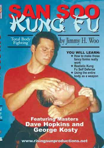 San Soo Total Body Fighting #2(DVD Download)
