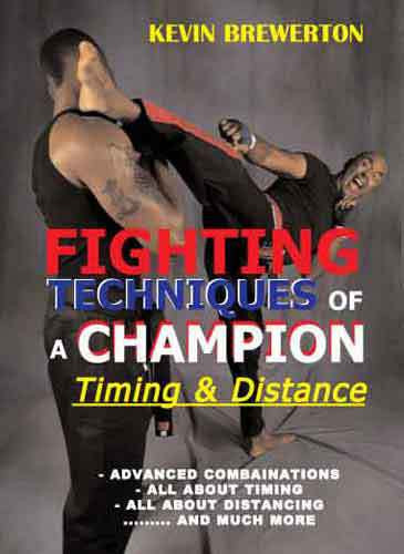 Fighting Techniques of a Champion- Timing and Distancing(DVD Download)
