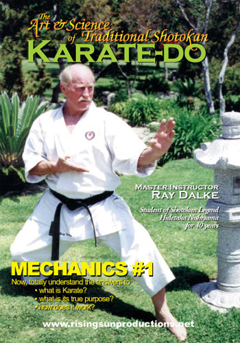 Art of Shotokan by Ray Dalke 8 DVD Set