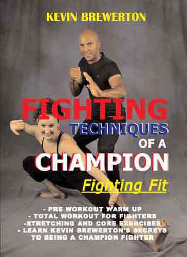 Fighting Techniques of a Champion Fighting Fit(DVD Download)