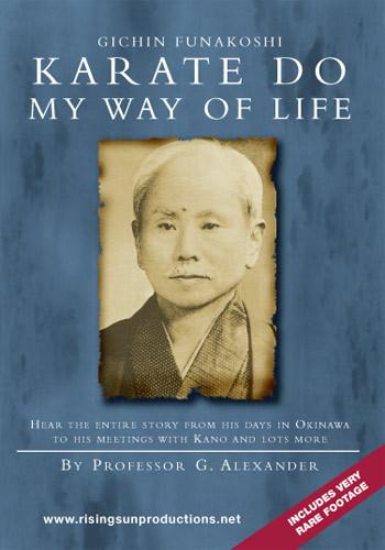 Funakoshi and Miyagi 2 DVD box set