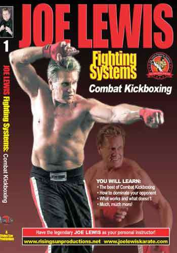 Joe Lewis-Combat Kickboxing (Video Download)