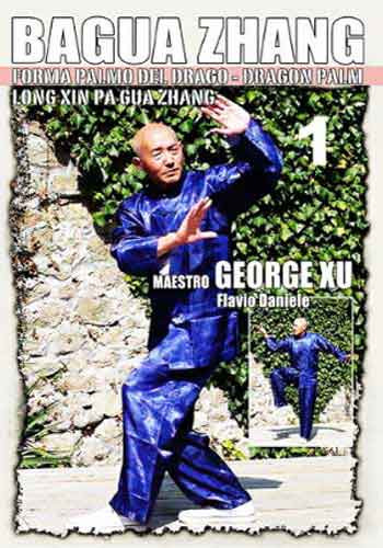 Bagua Zhang by George Xu - Dragon Palm - Vol.1
