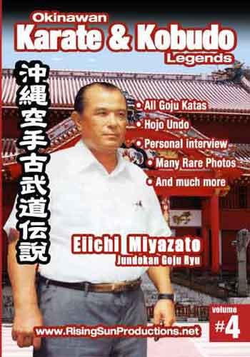 Eiichi Miyazato Jundokan Goju Ryu