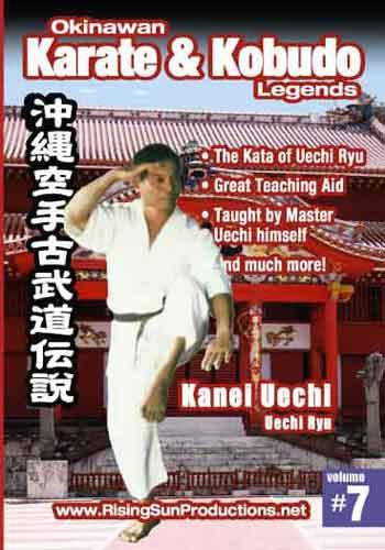 Kanei Uechi Uechi Ryu