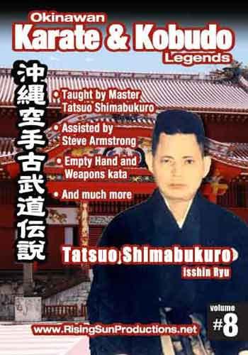 Tatsuo Shimabuku Isshin Ryu