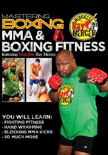 Mastering Boxing Ray Mercer 6 DVD Set