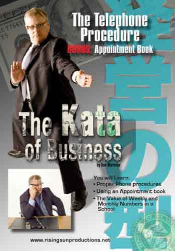 The Kata of Business Telephone Procedure