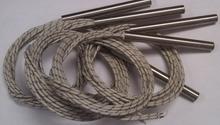 "Cartridge heater 3/8"" diameter x 3-3/4"" long, 48"" long fiberglass leads, 240v 400watts"