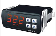 Novus N322 controller J,K, or T input 2 outputs
