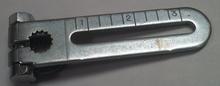 AM-116 (splined hole) actuator arm for low and medium torque actuators