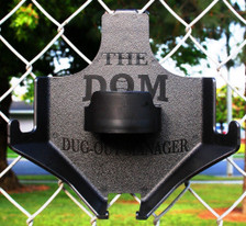 Dugout Manager, Dugout Organizer, Black DOM