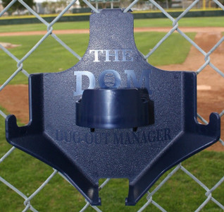 Dugout Manager, Dugout Organizer, Navy Blue DOM