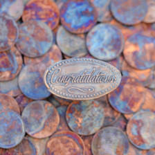 Pressed Penny - Congratulations