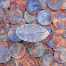 Pressed Penny - Congratulations in Foreign Languages