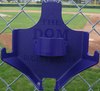 Dugout Manager, Dugout Organizer, Purple DOM