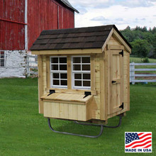 Chicken Coop - 3' x 4' made by EZ Fit Sheds in Winesburg, Ohio