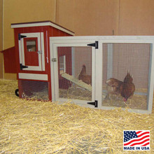 Chicken Coop - Miniature by EZ Fit Sheds in Winesburg, Ohio