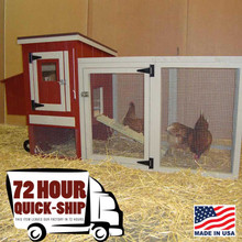 Chicken Coop - Miniature